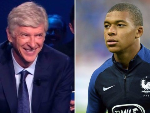 Arsene Wenger compares Kylian Mbappe to Pele after forward completes PSG move
