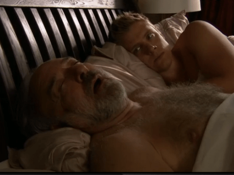 Emmerdale spoilers: Robert Sugden's shocking plot sees him naked in bed with Lawrence White