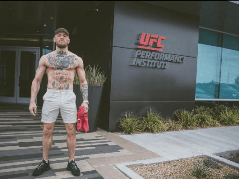 Inside the UFC's epic $14million Performance Institute being used by the likes of Conor McGregor
