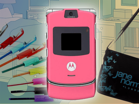 15 items all early 00s teens had on their back to school list