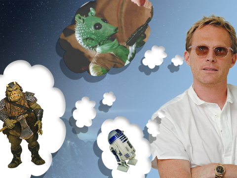 Star Wars: who will Paul Bettany play in the Han Solo movie?