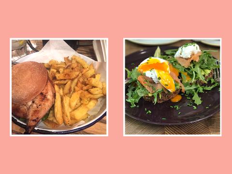 10 of the best gluten-free meals in London