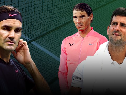 Roger Federer is the GOAT – but Rafael Nadal and Novak Djokovic are not far behind, says Uncle Toni