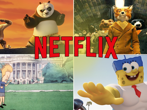The 20 best animated films on Netflix