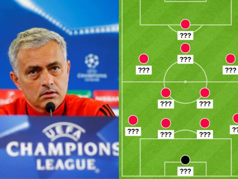 The ideal Manchester United XI v CSKA Moscow without Fellaini, Pogba and Carrick available