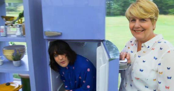 Noel Fielding's fridge antics on The Great British Bake Off face Ofcom probe
