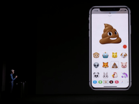 You can now literally talk turd as the poop emoji in new iPhone X text feature