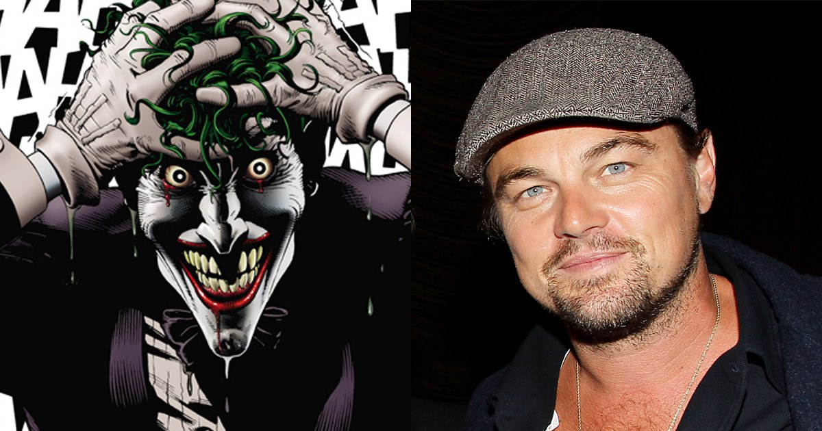 Leonardo DiCaprio 'first choice' to play The Joker in new origins movie
