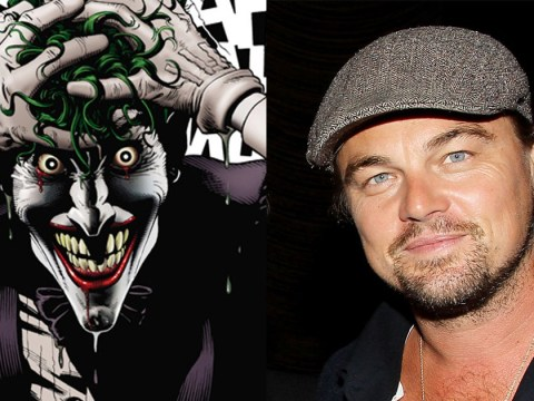 Leonardo DiCaprio 'first choice' to play The Joker in new origins movie