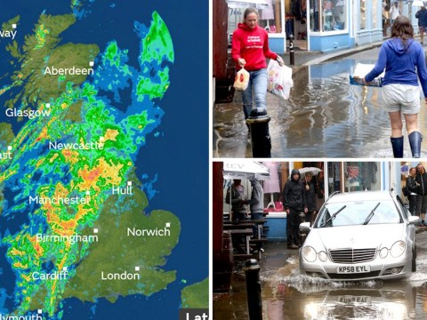 Prepare to be drenched as most of UK waves goodbye to summer