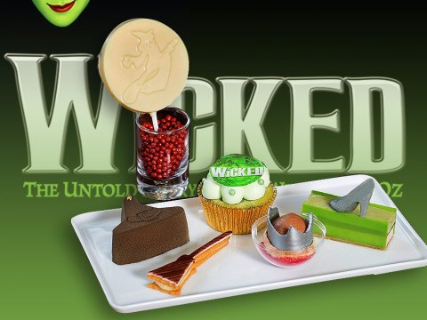Get your broomsticks out: A Wicked-themed afternoon tea is taking place in London