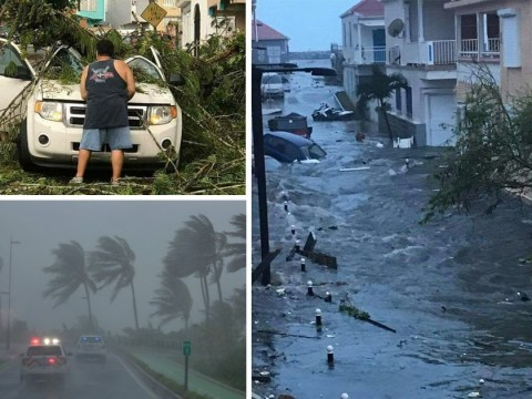 Two dead as Hurricane Irma devastates the Caribbean