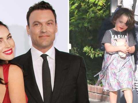 Brian Austin Green and Megan Fox don't care that their four-year-old son Noah likes to wear dresses