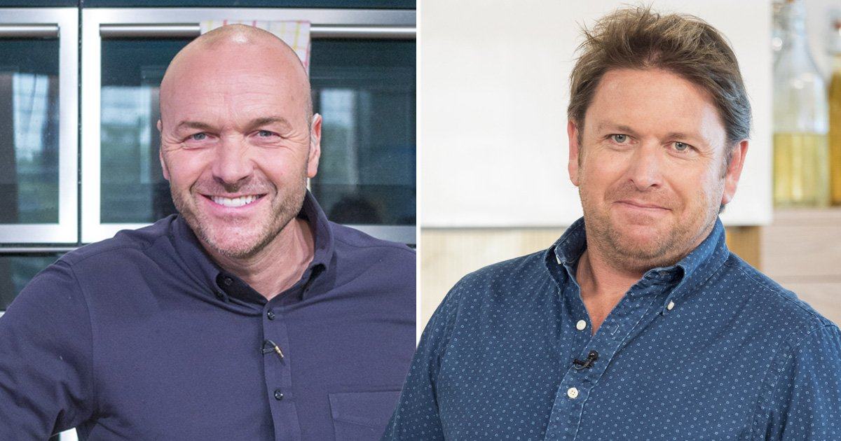 James Martin gave Simon Rimmer tips for Strictly – and says how the show's become more 'professional'