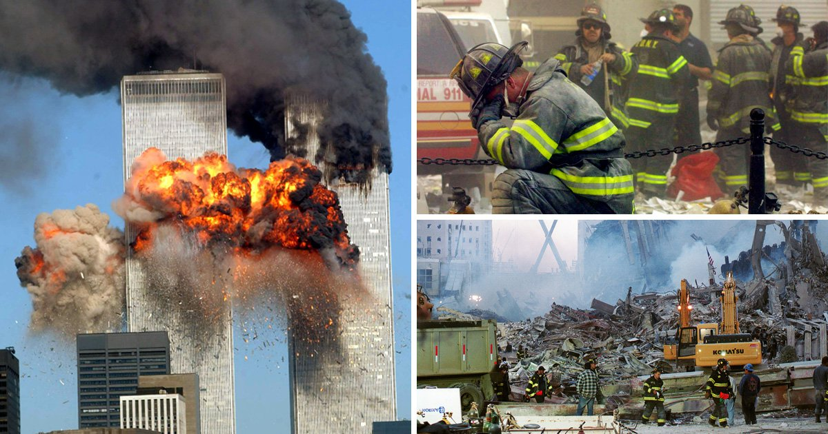 It has been 16 years since 9/11