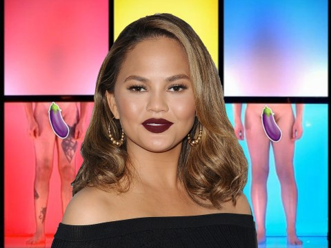 Chrissy Teigen can't take penises on Channel 4 dating show Naked Attraction