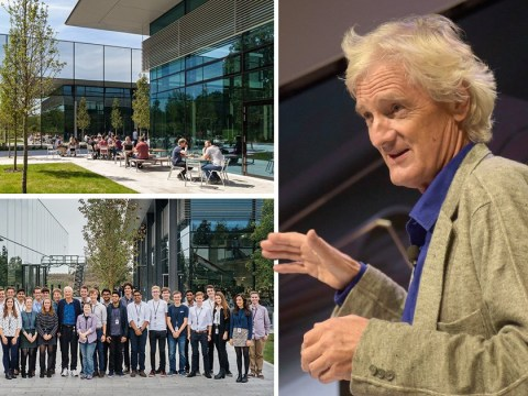 Inventor of the Dyson to open new university targeted at women