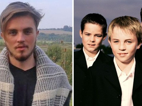 Child star killed himself two days after being let out of ward where he threatened suicide