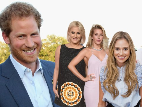 As Prince Harry turns 33 here's a look back at his most famous exes