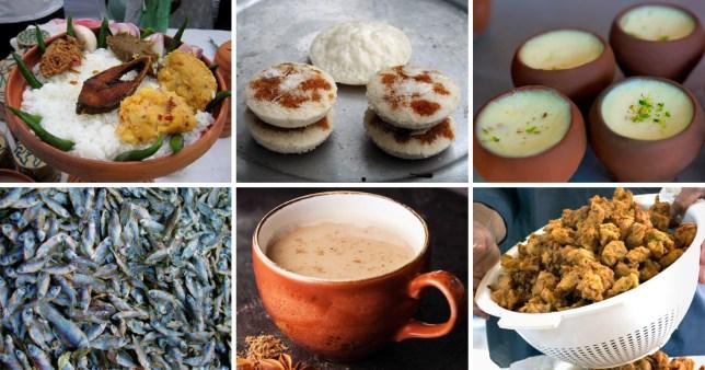 Food in Six Seasons (Dina Begum)