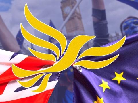 Lib Dems unveil plan to reverse Brexit