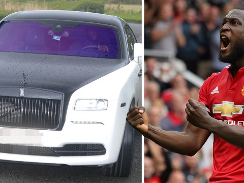 Romelu Lukaku had keys to £250,000 Rolls Royce stolen in airport car park