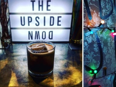 You can visit the Upside Down at this Stranger Things themed popup bar