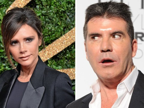 Simon Cowell threw epic shade at Victoria Beckham during this week's X Factor auditions