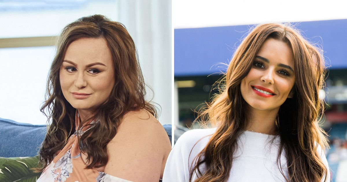 Stop slagging off mums like Cheryl Cole for slimming down after giving birth
