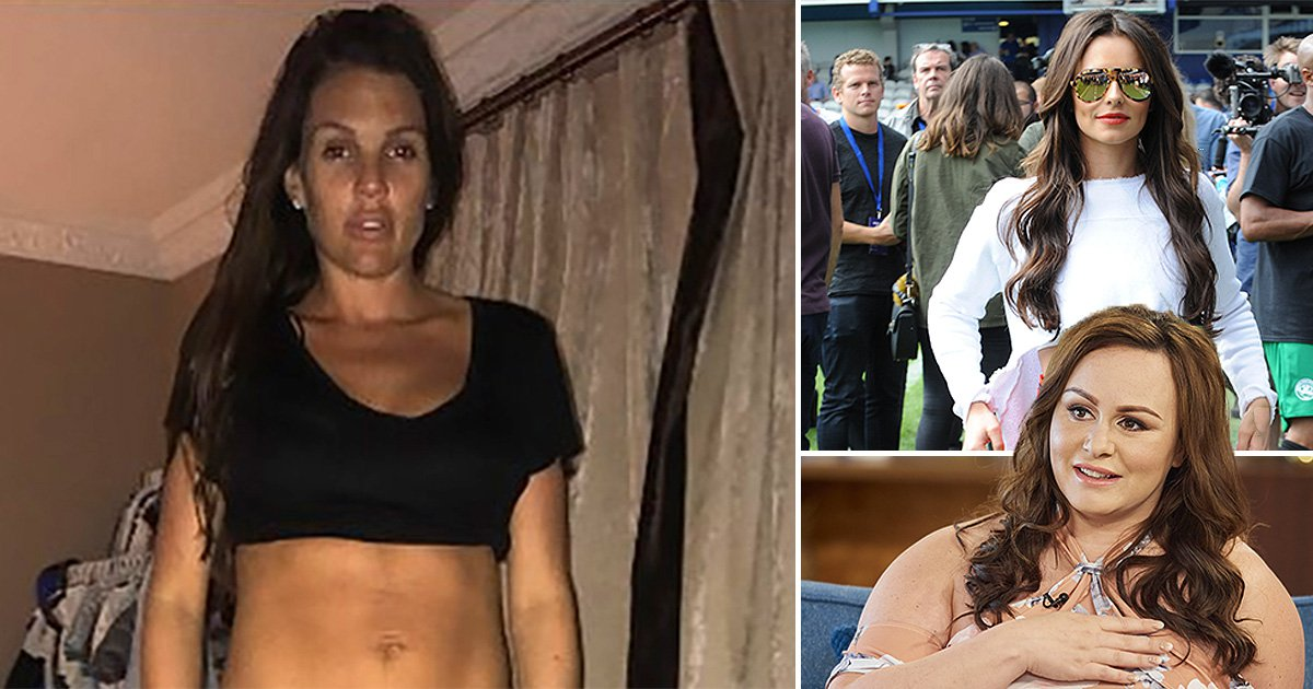 Danielle Lloyd hits out at mummy-shamers – but angers fans with her own flat tummy pic