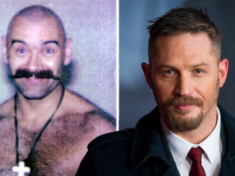 Notorious prisoner Charles Bronson wants actor Tom Hardy to father his child