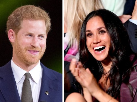 Meghan Markle beams with joy at Prince Harry's Invictus Games opening ceremony
