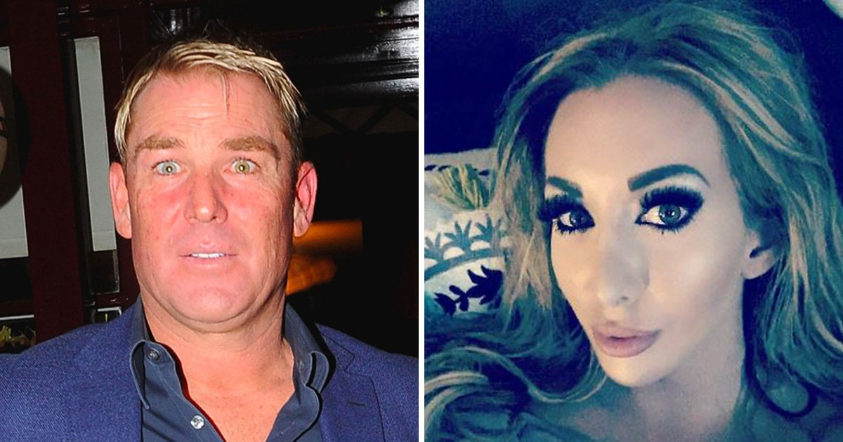 Porn star accuses Shane Warne of hitting her in the face in London club