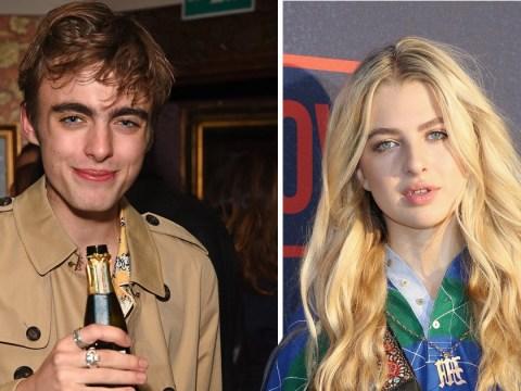 Liam Gallagher's son Lennon mocks cousin Anais as family feud heats up