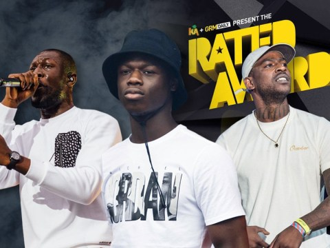 Drake, Skepta, Stormzy and J-Hus nominated for the GRM Daily Rated Awards
