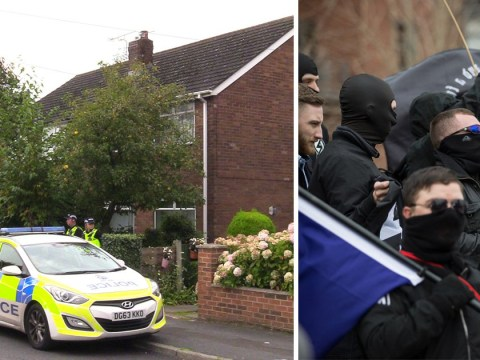 Five men released following counter-terror police raids on neo-Nazi group