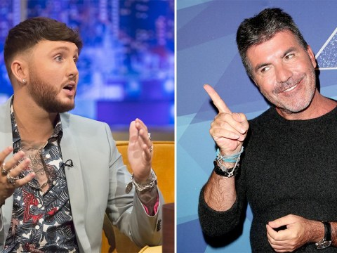 James Arthur praises 'gracious' Simon Cowell and talks being roommates with Mark Wright