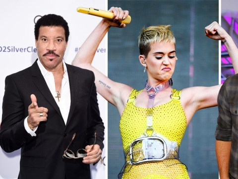 Lionel Richie and Luke Bryan joining Katy Perry as American Idol judges