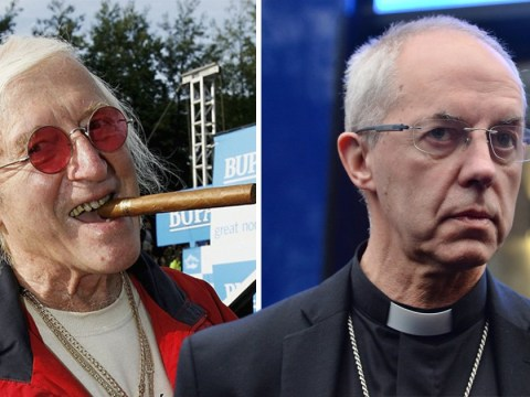 Archbishop of Canterbury hits out at BBC over Jimmy Savile scandal