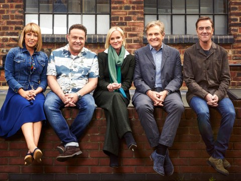Cold Feet: Peter and Jen admit they once filmed a sex tape – involving baked beans