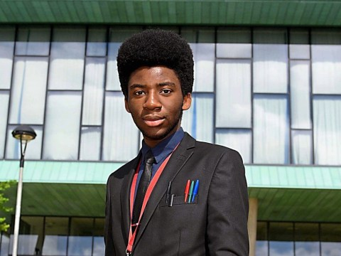 'Genius' student wins fight against deportation so he can go to Oxford