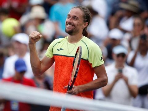 Controversial tennis star Alexandr Dolgopolov awaits Rafael Nadal in US Open round four