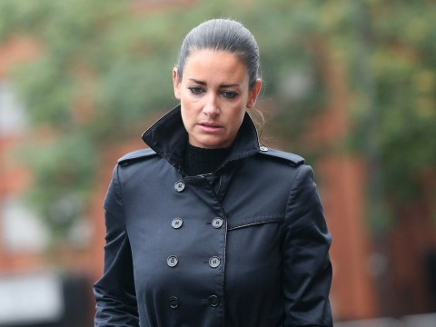 Sky Sports presenter Kirsty Gallacher was three times over the limit at 11am