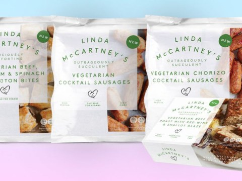 Linda McCartney's new vegan offerings are making us dribble on our keyboards