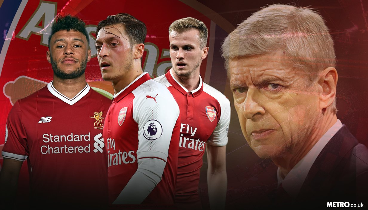 Why Arsenal should consider ending 3-4-3 experiment, with Alex Oxlade-Chamberlain and Mesut Ozil roles key