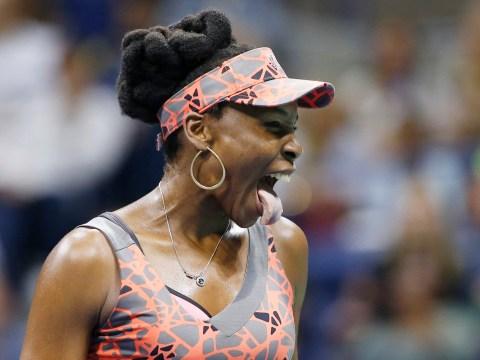Venus Williams guarantees American US Open finalist after battling Petra Kvitova win