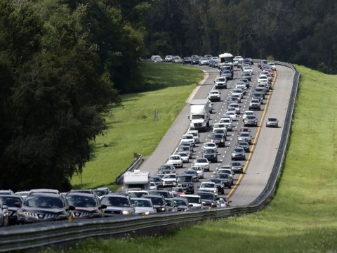 Are tolls still suspended in Florida after the worst of Hurricane Irma?