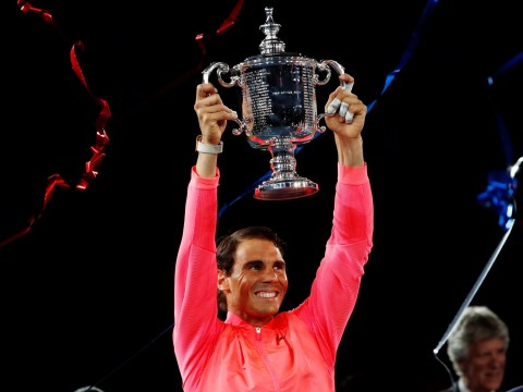 Rafael Nadal storms to 16th Grand Slam title after dominating Kevin Anderson to win third US Open