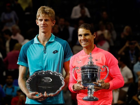 Gracious US Open finalist Kevin Anderson shows true class with earnest praise of 'idol' Rafael Nadal