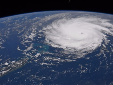 'Life-threatening' Hurricane Jose charges at US after changing path